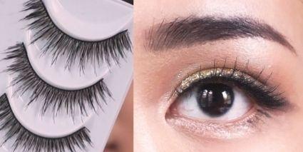 types of eyelashes