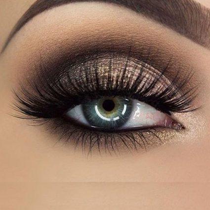 make up big eyes