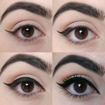 make ep round eyes